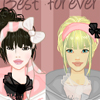 Best friends forever dress up game A Free Dress-Up Game