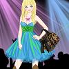 Hanna Montana Doll Dressup A Free Dress-Up Game