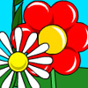 Flower Glade Coloring A Free Customize Game