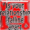 Is your relationship falling apart
