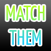 Match Them A Free Puzzles Game