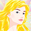 Blond Girl makeup A Free Dress-Up Game