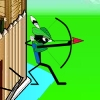 Stickman Siege A Free Action Game