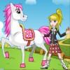 Pretty Girl Pretty Pony A Free Dress-Up Game