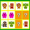 Animal Memory Game A Free Puzzles Game