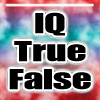 IQ True False Tester