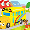 School Bus Design A Free Customize Game