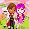 Royal Fashion - Princess and Mr. Right A Free Dress-Up Game