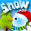 Snow Man A Free Action Game