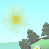Flowers rain A Free Puzzles Game
