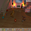 Children`s room Hidden Object