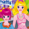 Twins Pretty Girls Dressup