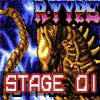 R-Type Stage 1 A Free Action Game