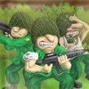 Last Command A Free Action Game