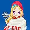 Sue snow dressup