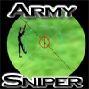 Shoot enemy soldiers using your rifle scope see how many you can get