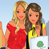 Best Friends Shopping A Free Dress-Up Game