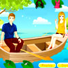 Romantic Boat Trip A Free Dress-Up Game