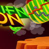 Green alien invasion A Free Adventure Game