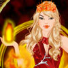 Fire Princess A Free Dress-Up Game