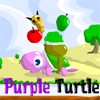purple turtle A Free Puzzles Game