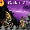 Galan Warrior 2 Skull World