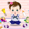 Girly Todler A Free Dress-Up Game
