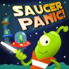 Saucer Panic A Free Action Game