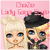 ChaZie is Dressing up Lady Gaga Style!