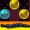 PacBubbleMan A Free Action Game