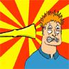 Stop That Vuvuzela! A Free Shooting Game