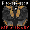 The ultimate Protector experience. Protector 4 takes the now classic gameplay and expands on it massively. Work as a mercenary for 11 different factions using 46 unique units. Hire your entourage from a selection of 100 heroes and use them to slay monsters, earn rewards and collect powerful treasure across the entire kingdom of Arkandia! Finish your Protectomon collection and uncover ancient artifacts for your heroes with the help of Arkandia Jones the explorer.