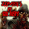 Zombies vs Soldiers 3D A Free Shooting Game
