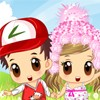 Twin Baby Boy And Girl A Free Dress-Up Game