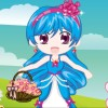 My Little Flower Princess A Free Dress-Up Game