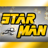 Guide StarMan collect as many stars as possible in this easy but incredibly addicting online platformer!