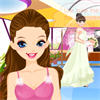 Beautiful Wedding Dress A Free Dress-Up Game