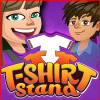 TShirt Stand A Free Education Game