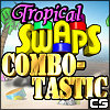 Tropical Swaps - Combotastic A Free Puzzles Game