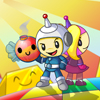 Candy Sugar Kingdom A Free Action Game