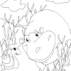 Kid`s coloring `Latest news` is free coloring game.