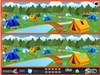 Camping Differences A Free Puzzles Game