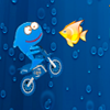 Shark Bike A Free Driving Game