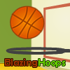Blazing Hoops A Free Action Game