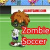Zombie soccer game - Allhotgame