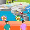 You can have your own burger restaurant with Restless Restaurant. Don`t let the customers wait too long or you will loose them!