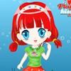 Sea Princess Aquarium A Free Dress-Up Game