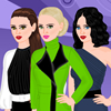 This fierce diva is about to hit the runway and she needs you to give her a complete makeover as well as dressing her up is some amazing outfits! Have fun!
