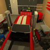 You find yourself trapped in the garage, try to figure out how to escape by using the items and solving the puzzles.