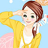 Valerie girl Dress up A Free Customize Game